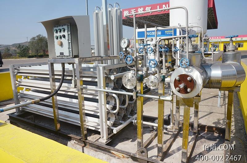 LNG卸车橇1