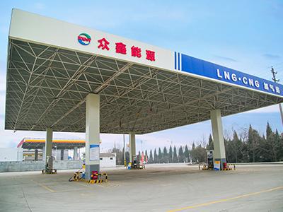 LNG-CNG加气站