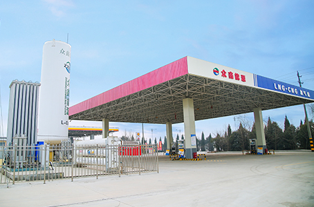 CNG站升级为合建站
