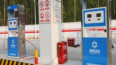 布置CNG加气站子站时需要考虑哪些问题?