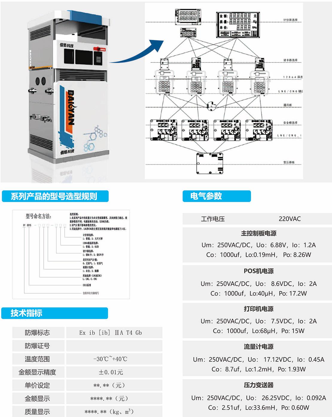 加气机测控系统
