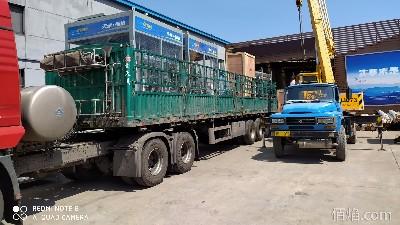 客户采购的LNG加气站成套设备已发货